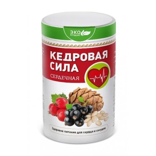 Продукт белково-витаминный Кедровая сила - Сердечная  г. Реутов