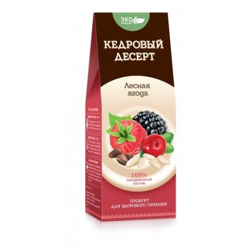 Кедровый десерт Лесная ягода  г. Реутов